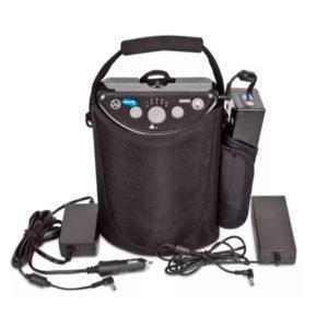 concentrador portatil invacare oxigeno bogota